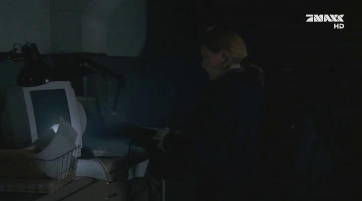 Секретные материалы (2 Сезон) - 9 Серия