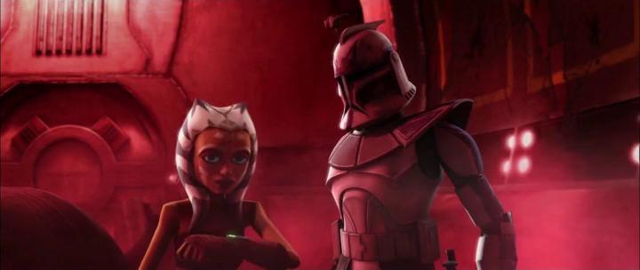 Звездные Войны: Войны Клонов (1 Сезон) - 18 Серия