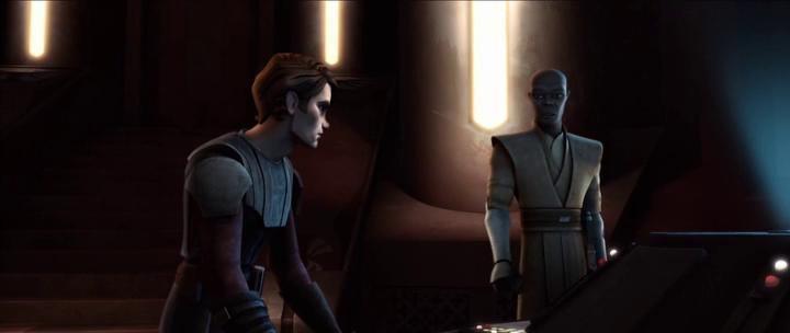 Звездные Войны: Войны Клонов (2 Сезон) - 4 Серия