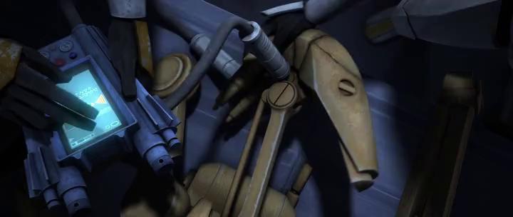 Звездные Войны: Войны Клонов (2 Сезон) - 10 Серия
