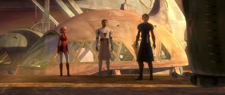 Звездные Войны: Войны Клонов (2 Сезон) - 17 Серия