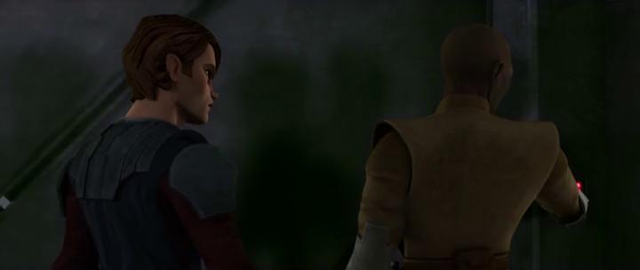 Звездные Войны: Войны Клонов (2 Сезон) - 20 Серия