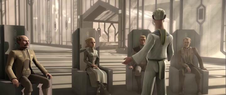 Звездные Войны: Войны Клонов (3 Сезон) - 5 Серия