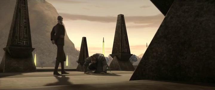 Звездные Войны: Войны Клонов (3 Сезон) - 14 Серия