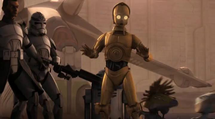 Звездные Войны: Войны Клонов (4 Сезон) - 5 Серия