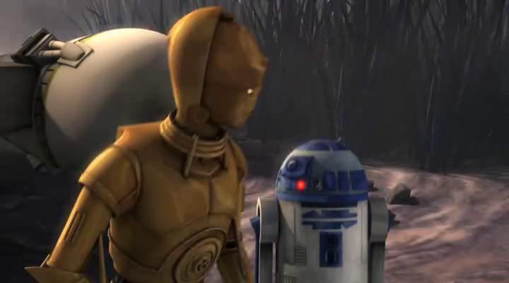 Звездные Войны: Войны Клонов (4 Сезон) - 6 Серия