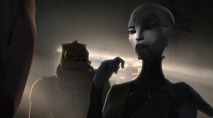 Звездные Войны: Войны Клонов (4 Сезон) - 20 Серия