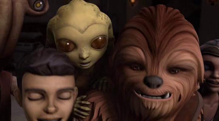 Звездные Войны: Войны Клонов (5 Сезон) - 7 Серия
