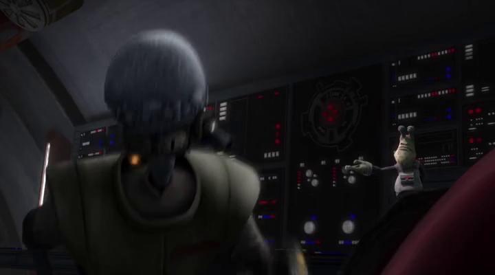 Звездные Войны: Войны Клонов (5 Сезон) - 10 Серия
