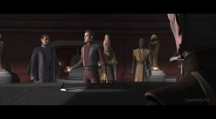 Звездные Войны: Войны Клонов (6 Сезон) - 6 Серия