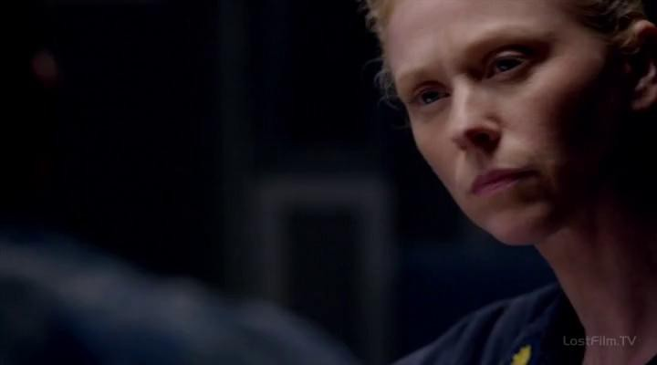 Последний корабль (2 Сезон) - 10 Серия