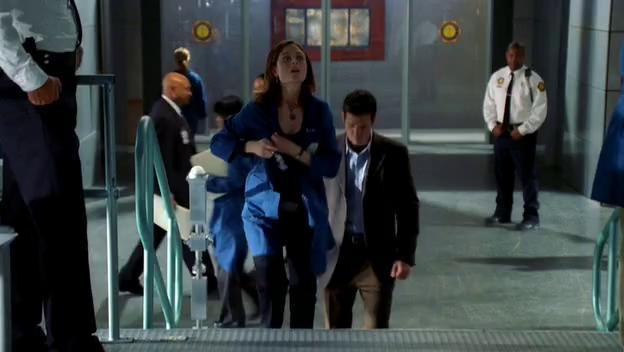 Кости (1 Сезон) - 8 Серия