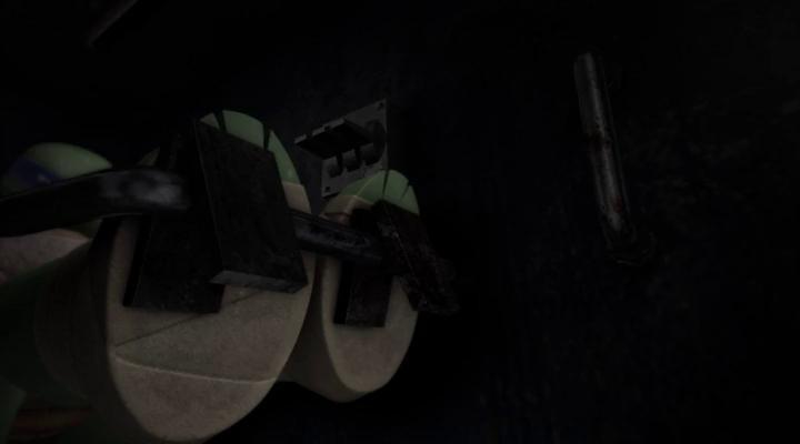 Черепашки ниндзя (3 Сезон) - 20 Серия