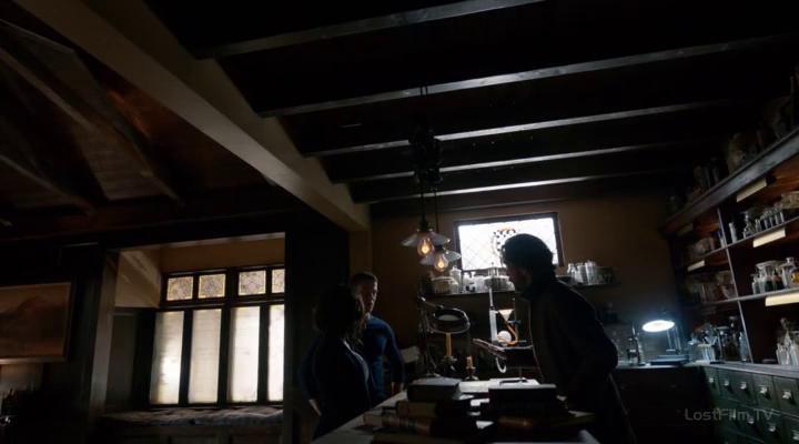 Сонная Лощина (3 Сезон) - 8 Серия