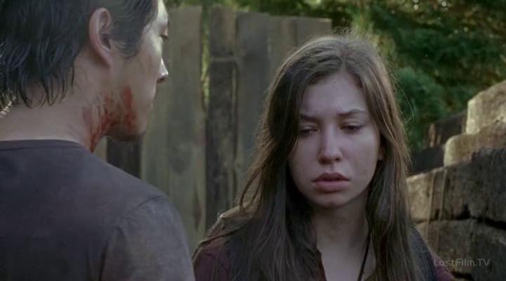 Ходячие мертвецы (6 Сезон) - 8 Серия