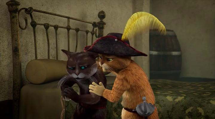 Приключения кота в сапогах (1 Сезон) - 6 Серия