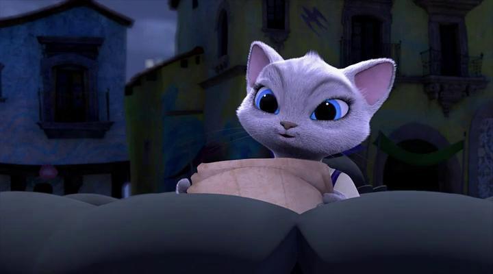 Приключения кота в сапогах (1 Сезон) - 7 Серия