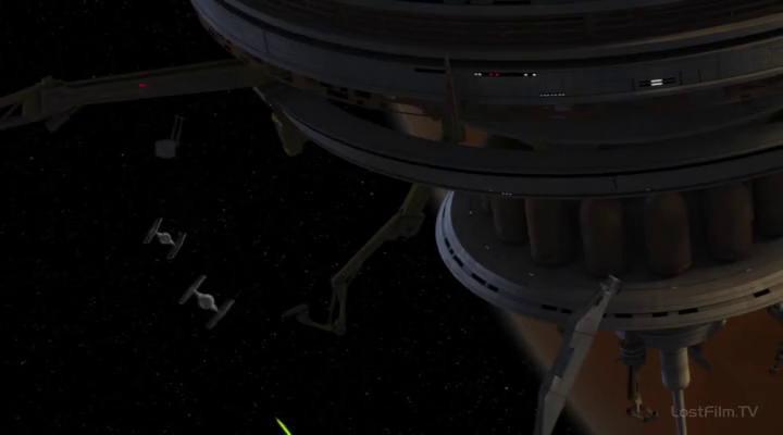 Звездные войны: Повстанцы (2 Сезон) - 16 Серия