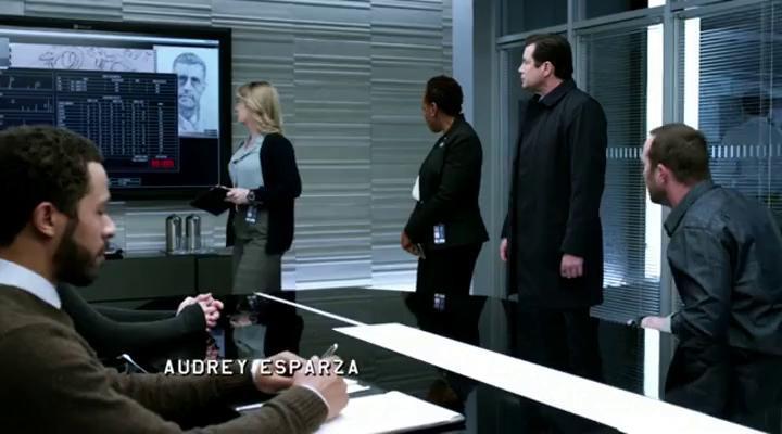 Слепое пятно (1 Сезон) - 20 Серия