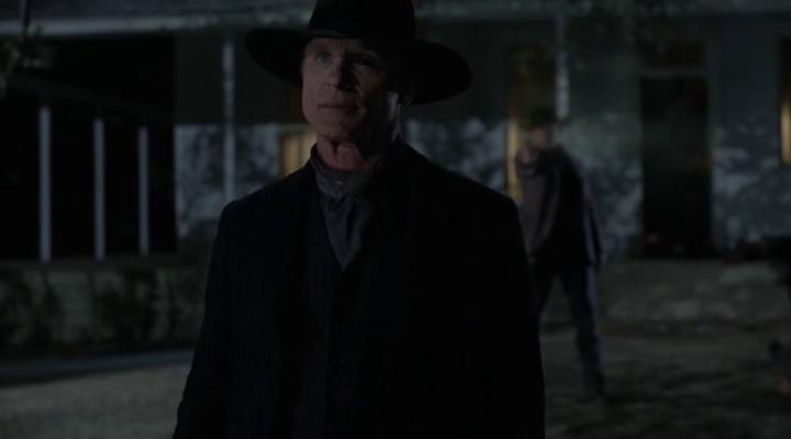 Мир дикого запада (1 Сезон) - 1 Серия
